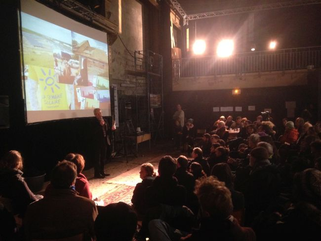 Mayor Mensch of Ungersheim tells the last of the 21 Stories.