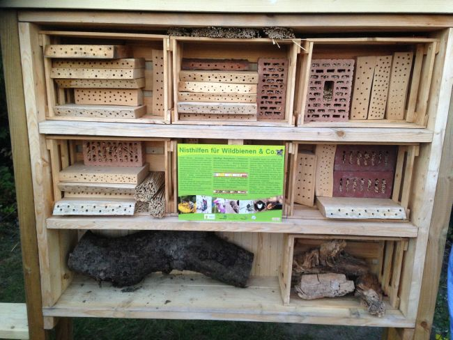 The Bee Hotel.  Open for bookings.