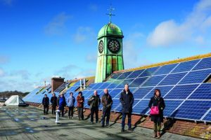 Community Energy in Lewes, Sussex.