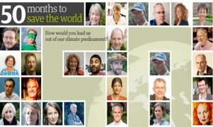 50 months to save the world interactive