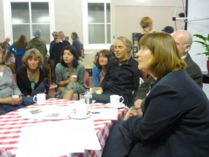 Labour's Carole Whitty