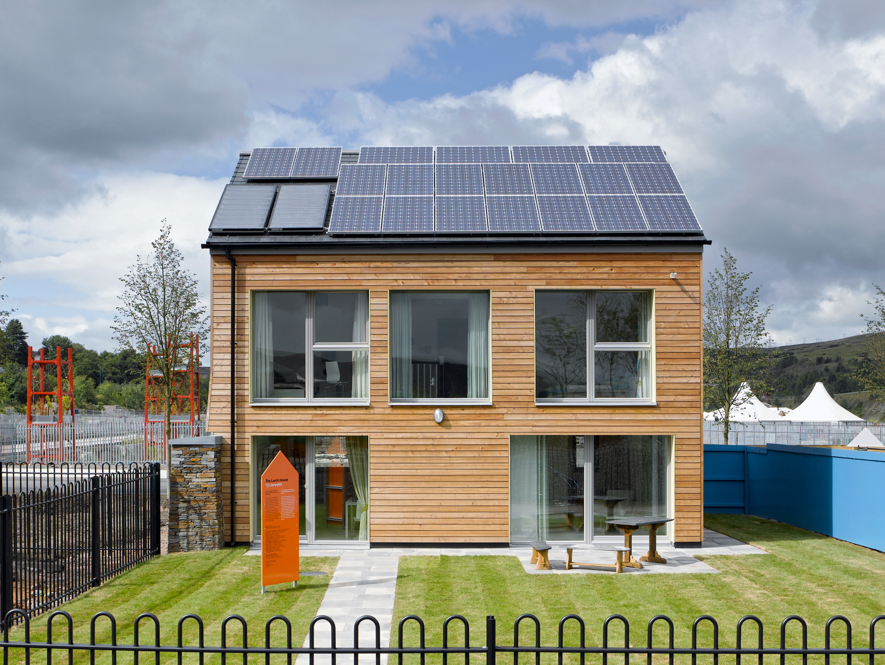 The Local Passivhaus: an interview with Justin Bere » Transition ...