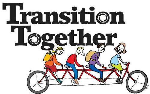 first results from transition together evaluation  transition culture